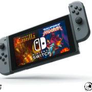 Abylight Studiosが『Cursed Castilla』と『Super Hydorah』をNintendo Switchに移植することを発表!