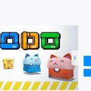 Switch向けマルチプレイヤーパズルゲーム『ロロロロ』の体験版が3月15日から配信開始!