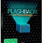 パッケージ版『Flashback 25th Anniversary』の詳細が発表!デジタル版『Flashback』の配信日も6月7日に決定!