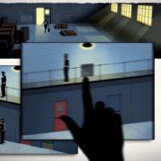 Nintendo Switch版『Framed Collection』が発売決定!ストーリーのコマを入れ替えて遊ぶノワール・パズルゲーム