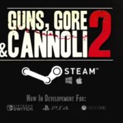 Nintendo Switch版『Guns, Gore and Cannoli 2』が発売決定!