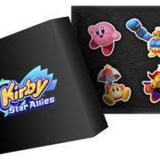 Nintendo UK Storeでピンバッジセット付きの『星のカービィ スターアライズ』の予約が開始!