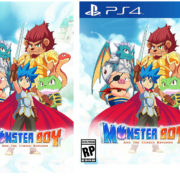 『Monster Boy and the Cursed Kingdom』のパッケージ版の予約が好調!Switch版がPS4版を大きく上回る。