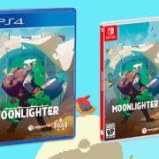 PS4&Switch用ソフト『Moonlighter』のパッケージ版が海外で発売決定!ショップ経営要素を含むローグライクRPG
