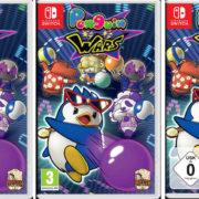 PS4&Switch版『ぺんぎんくんギラギラWARS』のパッケージが北米&欧州で5月15日に発売決定!