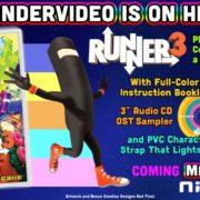 『Runner3』の海外発売日が2018年5月22日に決定!