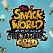 Nintendo Switch版『スナックワールド トレジャラーズ ゴールド』の紹介映像が公開!
