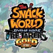 Nintendo Switch版『スナックワールド トレジャラーズ ゴールド』のテレビCM ゴールド篇が公開!