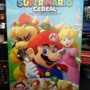 amiibo機能なしの『Super Mario Cereal』が販売が始まる。パッケージデザインも変更に