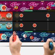 『太鼓の達人 Nintendo Switchば~じょん! 』が2018年夏に発売決定!HD振動にも対応した太鼓を叩いて遊ぶリズムゲーム