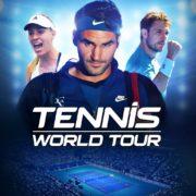 PS4&Switch用 本格3Dテニスゲーム『Tennis World Tour』の国内発売が決定!PS4&Switch版『V-RALLY 4』のローカライズも合わせて発表