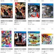 【TSUTAYA ゲームランキング】2018年3月12日~3月18日のランキングが公開!『星のカービィ スターアライズ』が初登場1位に!