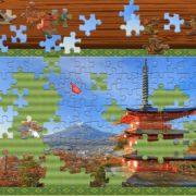Nintendo Switch用ソフト『うごくジグソーパズル 日本の風景コレクション』が4月5日に配信決定!