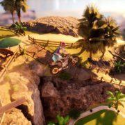 Nintendo Switch用 横スクロール・バイクアクション『アーバントライアル プレイグラウンド』の予約が開始!紹介映像も公開