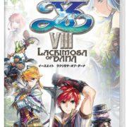 Nintendo Switch版『イースVIII Lacrimosa of DANA』の発売日が6月28日に決定!予約も開始!