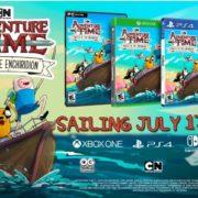 『Adventure Time: Pirates of the Enchiridion』の海外発売日が2018年7月に決定!海外人気アニメを題材にしたアドベンチャー