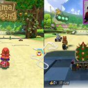 『ARMS』の矢吹Pと、『スプラトゥーン2』の野上Pが「マリオカート8 デラックス」で対決する動画が公開!