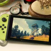 Nintendo Switch版『Firewatch』が海外で発売決定!さまざまな賞を獲得した1人称視点のミステリーアドベンチャー