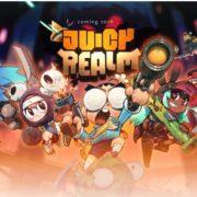 復古アニメ風ローグライクアクションゲーム『Juicy Realm』の配信日が5月4日に決定!