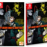 『僕のヒーローアカデミア One's Justice』の第1弾 PVと海外パッケージが公開!