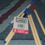 Nintendo UKストア限定特典「Nintendo Labo」マーカーペンセット&ペンケースの開封動画が公開!
