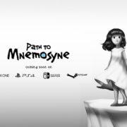 『Path to Mnemosyne』がPS4&Xbox One&Switchで発売決定!神秘的なストーリーが魅力のパズルアドベンチャー