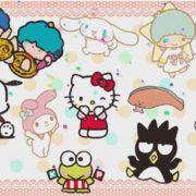 ニンテンドー3DS用ソフト『サンリオキャラクターズ ピクロス』が2018年4月25日に配信決定!