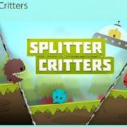 空間を切り取るパズルゲーム『Splitter Critters』がNintendo Switchで発売決定!