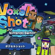 『Voxel Shot for Nintendo Switch』が4月19日に配信決定!ゾンビと戦うガンアクション