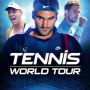 PS4&Switch用ソフト『テニス ワールドツアー』の予約が開始!
