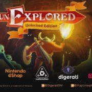 ローグライクアクションRPG『Unexplored: Unlocked Edition』がNintendo Switch向けとして2018年春に発売決定!