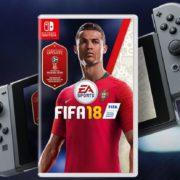 "Nintendo Switch版『FIFA 18』の""2018 FIFA ワールドカップ""公式トレーラーが公開!"