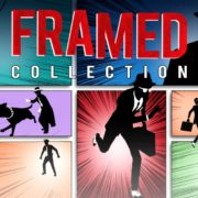 Nintendo Switch用ソフト『FRAMED Collection』が5月31日から配信開始!ストーリーのコマを入れ替えて遊ぶノワール調パズルゲーム