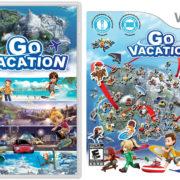 Nintendo Switch版『GO VACATION』の北米ボックスアートが公開!