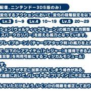 ニンテンドー3DS版『マイティガンヴォルト バースト』の更新データVer.1.3.1が配信開始!