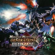 海外版モンハンXX『Monster Hunter Generations Ultimate』がSwitch向けとして8月28日に発売決定!