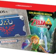 ハイラルの盾をイメージした2DS『New Nintendo 2DS XL Hylian Shield Edition』が北米で発売決定!