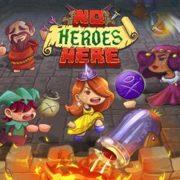 Switch版『No Heroes Here』の配信日が6月14日に延期へ。