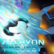 Nintendo Switch版『Tachyon Project』が5月24日より配信開始!サイバー空間を舞台にしたシューティングゲーム