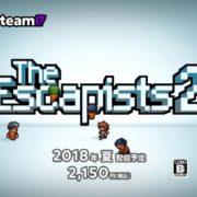 刑務所からの脱出を目指す『The Escapists 2』のSwitch版が2018年夏に配信決定!