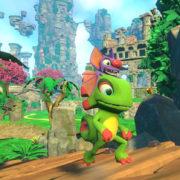 Nintendo Switch版『Yooka-Laylee』の国内版が2018年夏に配信決定!