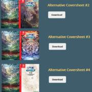 Nintendo Switch版『イースVIII Lacrimosa of DANA』の代替ボックスアートが海外公式サイトで公開!