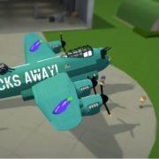 コンソール版『Bomber Crew』の海外配信日が7月10日に決定!爆撃シミュレーション