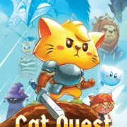 Switch版『Cat Quest』のパッケージが海外で2018年9月に発売決定!猫が主人公のオープンワールドのアクションRPG