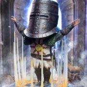 First 4 Figuresから発売される『Dark Souls Solaire of Astora』フィギュアの予約があみあみなどで開始!