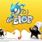 Switch版『de Blob (ブロブ カラフルなきぼう)』の海外配信日が6月26日に決定!町に色を取り戻せ!「スプラトゥーン」風のインク塗りゲー