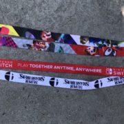 E3 2018で、『大乱闘スマッシュブラザーズ』などをデザインしたNintendo Switchのストラップが配布!