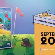 『Golf Story』のパッケージ版が海外で発売決定!