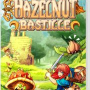 『Hazelnut Bastille』のSwitch版ボックスアートが公開!パッケージでもリリースされる?