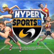 Nintendo Switch用ソフト『ハイパースポーツ R』の国内発売が決定!往年の名作スポーツゲームが現代風に復活!